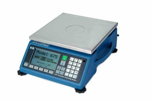 GSE 675 100 pound capacity parts counting scale